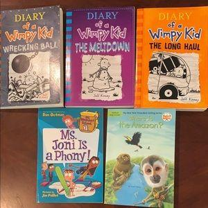 9 Children's Chapter Books